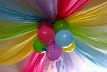 Abby's birthday week board / Virtually celebrating Abby's 18th birthday