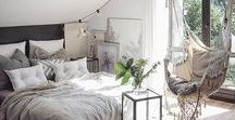 bedroom / Bedroom and decor ideas