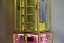 étagères / shelves