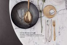 vaisselles & couverts / tableware & cutlery