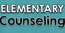 Counseling | Elementary / School counseling resources for small groups, individual, and classes. Covering topics such as anxiety, anger, adhd, organization, mindfulness, divorce, social skills, trauma. Fill up your counseling library.