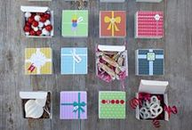 All wrapped up / gift wrapping inspiration  / by Shasta Garcia