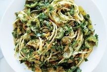 Pasta Recipes / Embrace the carbs. / by Bon Appetit Magazine