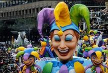 Mardi Gras / It's Carnival Time in New Orleans!