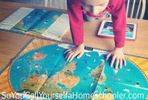 Homeschool & Supplements / Every parent is a homeschooler. Some do it full-time while others (like myself) supplement public or private school. Here are ideas and resources for both.