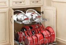 Organization & Home Maintenance / Ideas for organization, storage, de-cluttering and cleaning in a house that serves as business, home, and haven