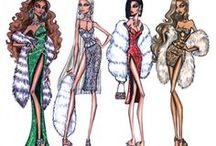 Hayden Williams Illustrations / Illustrations by me