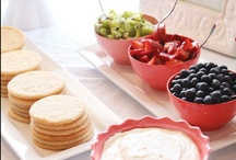 Little Foodies / Snacks, lunch inspiration, and ideas for cooking with kids.