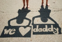 Celebrating Moms and Dads / Ideas for celebrating Mother's Day and Father's Day