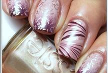 Nagels & Make-Up / Nails & Makeup / by Renata van Miltenburg