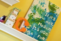 My Busy Boys / Ideas to entertain them and things they would enjoy.  / by Claris Hostetler Schmidt