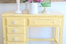 DIY Furniture / by Claris Hostetler Schmidt