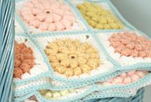 Knit, Crochet, and Embroidry / by Claris Hostetler Schmidt