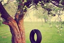 Outdoor Living / by Claris Hostetler Schmidt