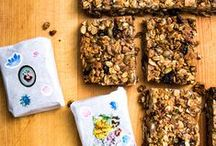 Back to School Recipes / These recipes will take you and your kids through months of school breakfasts, lunches, and snacks. / by Bon Appetit Magazine