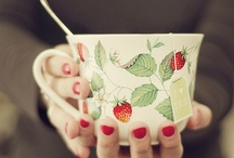 Tea Time / by Claris Hostetler Schmidt