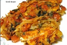 indian recipes / by Reena Pasricha
