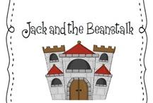 Letter J  / Letter J crafts, snacks, books, learning activities, and play ideas. Themes: Jack and the Beanstalk, Jesse Bear, Jack Be Nimble, jellybeans, jello-o. #ece #preschool #kindergarten #homeschool