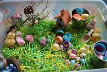 Easter for Kids / Easter activities, crafts, games, snacks, and decorations