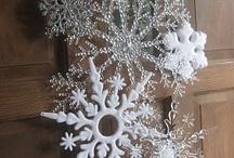 Snowflakes / by Lene Hansen