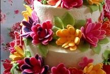 Taarten & Koekjes / Cake & Cookies / by Renata van Miltenburg