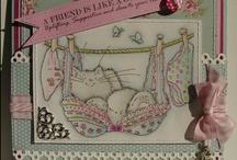 Mijn kaarten en papiercreaties / My cards and papercrafts / by Renata van Miltenburg