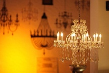 Re-inventing the chandelier