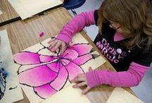 TIC TOC (Art Projects with Kids) / A collection of projects, ideas and resources for teaching art appreciation to elementary students :: This board is a joint resource for TIC TOC, a parent-run organization that seeks To Introduce Culture To Our Children in area public schools.