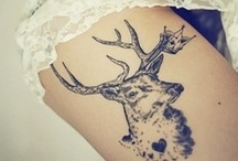 Inked up / by Kaleigh Walters