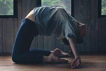 fold / asana. stretch. surrender. self discovery.  / by Jenny Lynn Wood