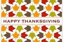 A Spectacular Thanksgiving  / Thanksgiving is a wonderful time of the year to think of all the things we are thankful for!