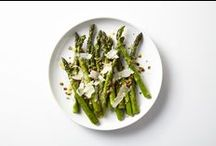In Season—Spring / Finally, spring is here! (Or will be very soon!) Here's how to buy, store, and cook with spring ingredients. / by Bon Appetit Magazine