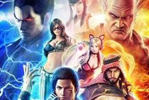 TEKKEN:  The King of Iron Fist