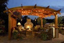 Outdoor Living / by Kori Anthony