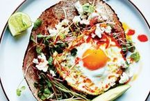 Egg Recipes / We're always in the mood for eggs. Always. / by Bon Appetit Magazine