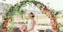 Wedding Arches by Nicola / Still looking for that perfect wedding arch to make your ceremony stand out from the rest? Follow this board for our favourite Pinterest wedding arches, pinned by wedding coordinator, Nicola.