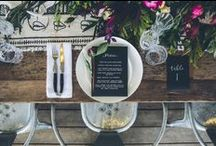 Inspo / Our latest inspiration pins that we love for both weddings & events.