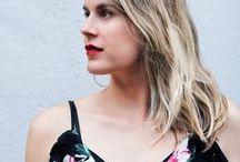 | Mes looks | / Découvrez mes looks et street style que je vous propose via mon blogue Sophie M.