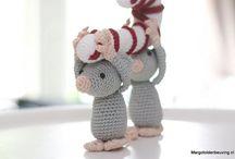 Haken / Crochet / Alles wat met haken te maken heeft, vooral Amigurumi's
