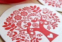 Folk Art / Scandinavian Design Inspiration