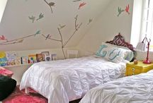 Kids Rooms / Ideas for Kids rooms, DIY kids rooms, Kids rooms organization, kids rooms storage