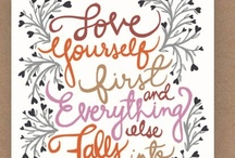Quotes!! / by Carlee Bourque