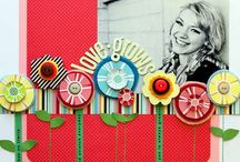 Scrapbooking and cards / by Keira Romich