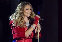 Mariah Carey / The biggest selling female recording artist in music history / by Walter Adam Heath Tinsley