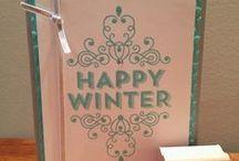 Handmade cards / by Big City Stamper - Karolina Michalak