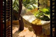 Boho Home Decor / Bohemian. Spanish. Mediterranean. Moroccan. Colonial. Rustic. Home