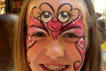 face painting / by Keira Romich