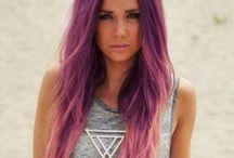 Hairstyles/Tips&Tricks / by Heather Lynn
