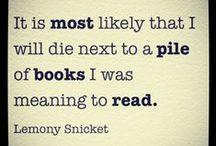 books... / by Emilie Vinson