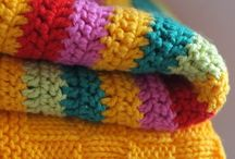 crochet and sewing / by Keira Romich
